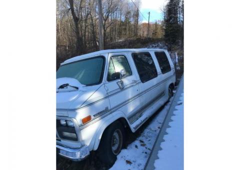 92 gmc van for sale