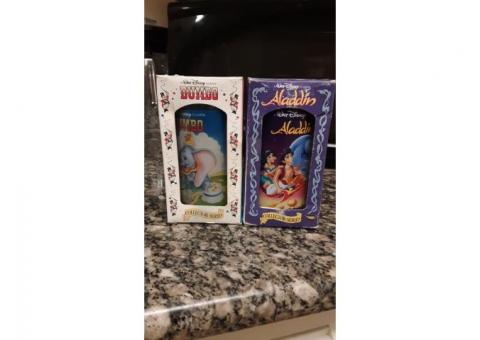 Disney collector cups
