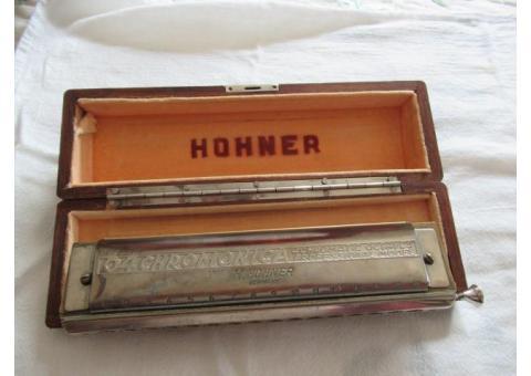 Horner Chromatic Harmonica