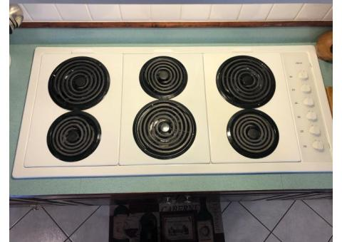 Dacor electric cooktop